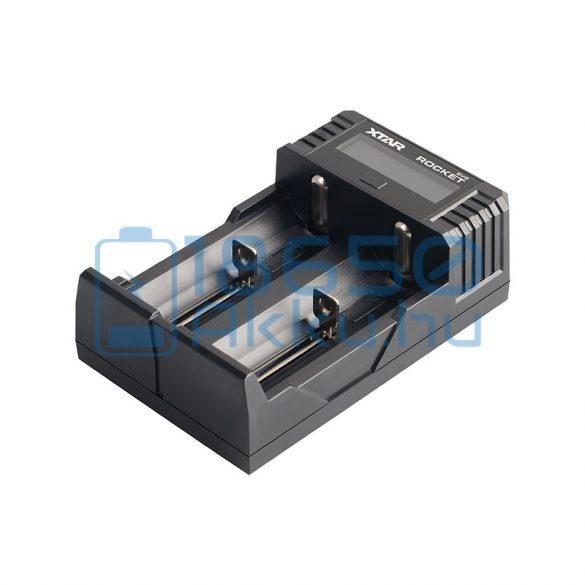 XTAR SV2 ROCKET Akkumulátor Töltő