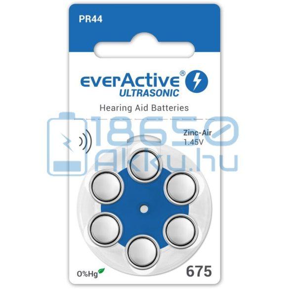 EverActive Ultrasonic 675 / PR44 Hallókészülék Elem
