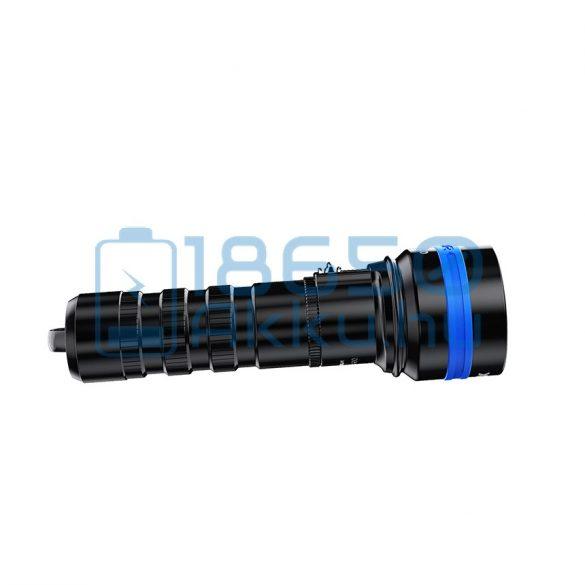 XTAR D06 1600 Búvárlámpa Szett