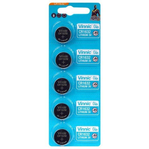 Vinnic CR1632 Lítium Gombelem