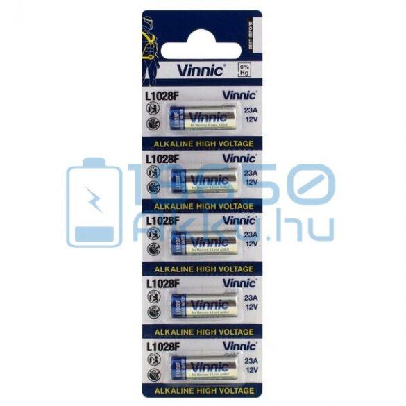 Vinnic 23A / L1028F 12V Alkáli Elem