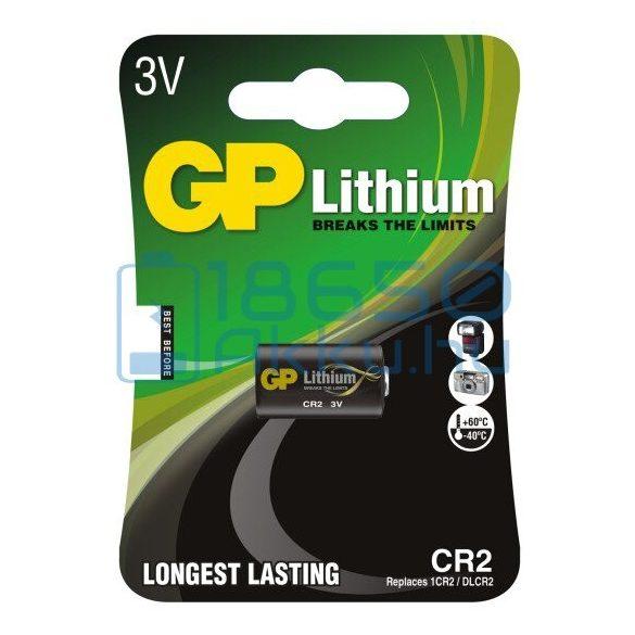 GP CR2 Lítium Elem