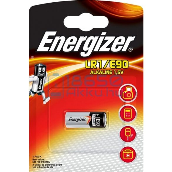Energizer LR1 / E90 Alkáli Elem