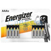 Energizer Alkaline Power Alkáli Tartós (AAA / LR03) Mikro Elem (8db)