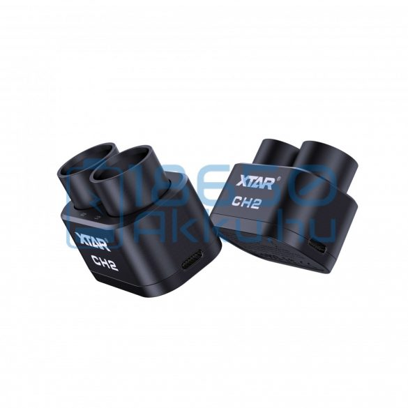 XTAR CH2 Akkumulátor Töltő