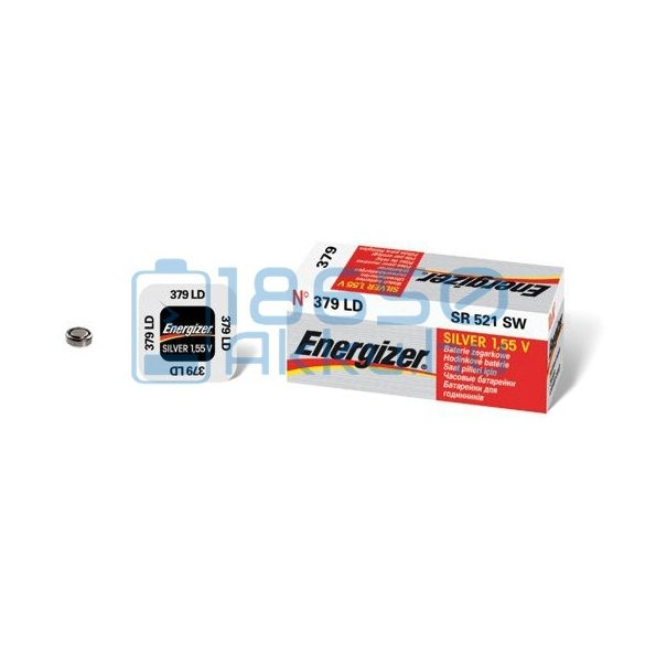 Energizer 379 Ezüst-Oxid Gombelem