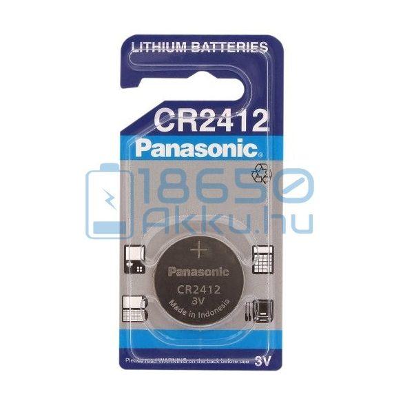 Panasonic CR2412 Lítium Gombelem
