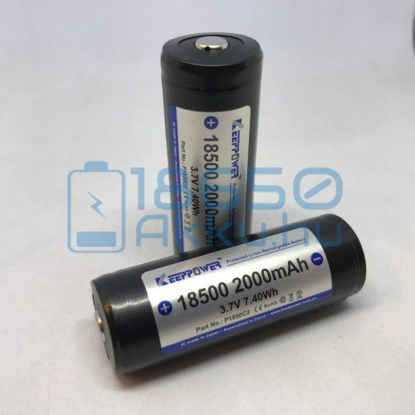 KeepPower 18500 2000mAh 4,2A