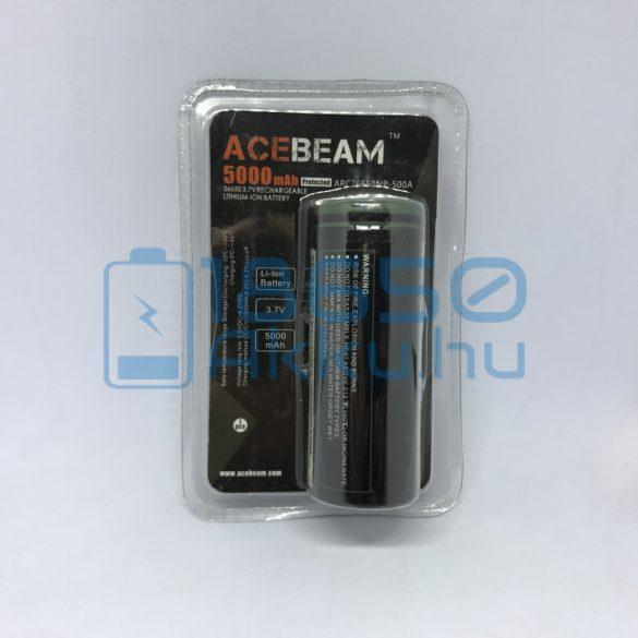 Acebeam ARC26650NP-500A 5000mAh