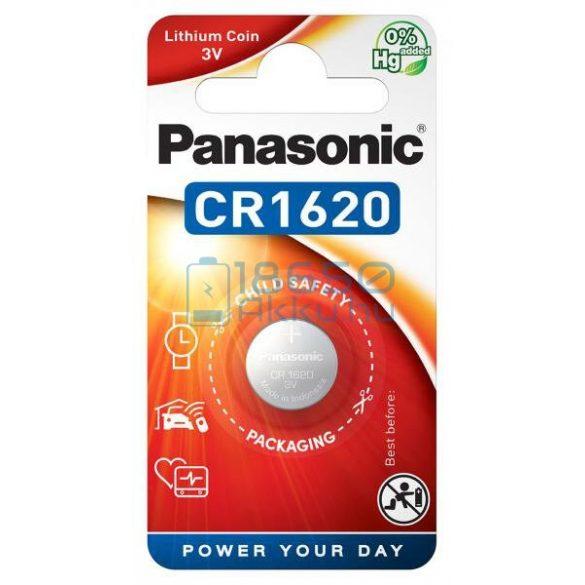 Panasonic CR1620 Lítium Gombelem