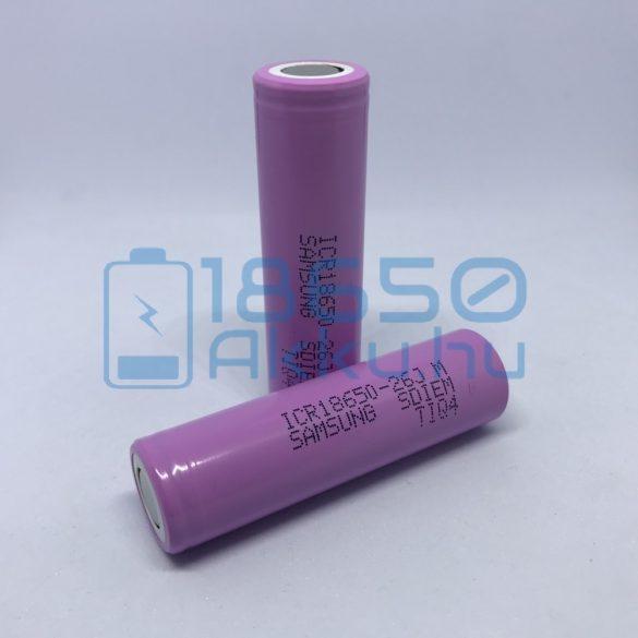 Samsung 26J - Samsung ICR18650-26J