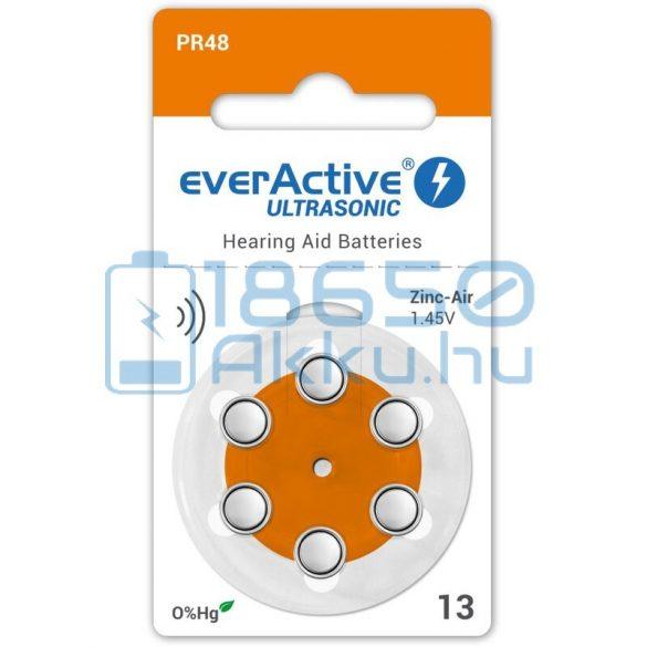 EverActive Ultrasonic 13 / PR48 Hallókészülék Elem