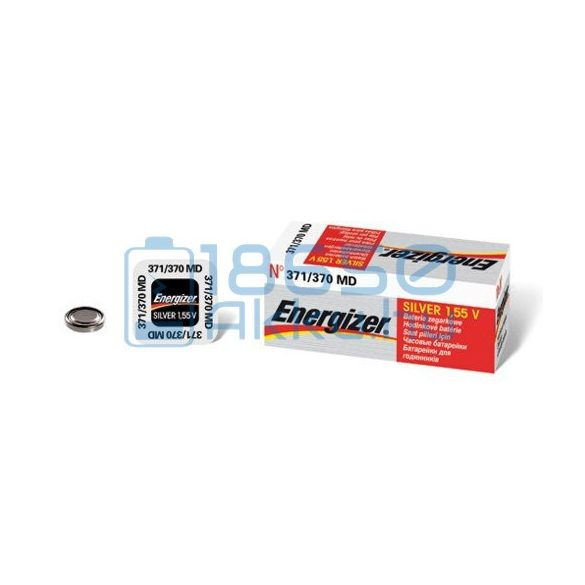 Energizer 370/371 Ezüst-Oxid Gombelem