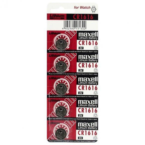Maxell CR1616 Lítium Gombelem