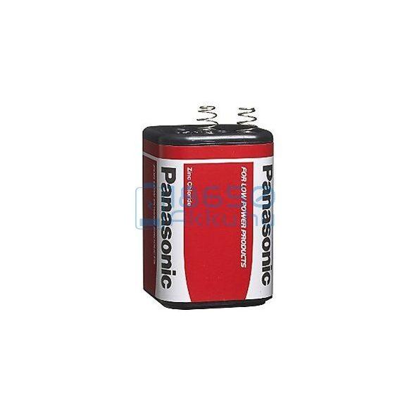 Panasonic 4R25 Féltartós Cink-Szén Elem