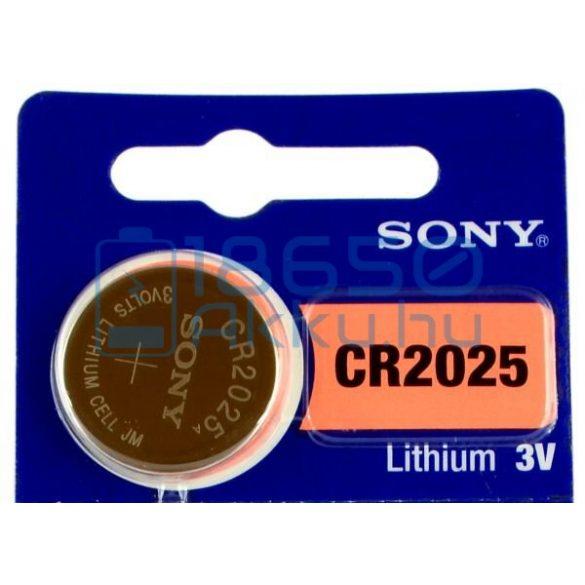 Sony CR2025 Lítium Gombelem