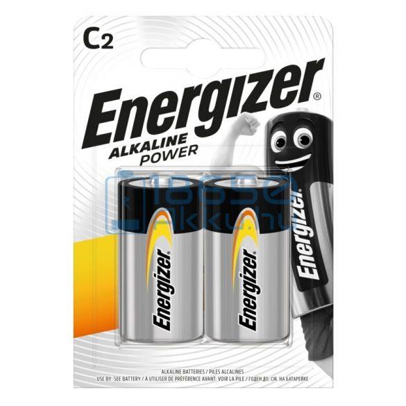 Energizer Alkaline Power Alkáli Tartós (C / LR14) Baby Elem (2db)