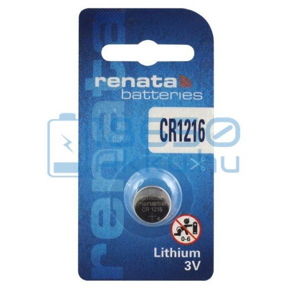 Renata CR1216 Lítium Gombelem