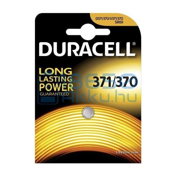 Duracell 370/371 / SR69 Ezüst-Oxid Gombelem