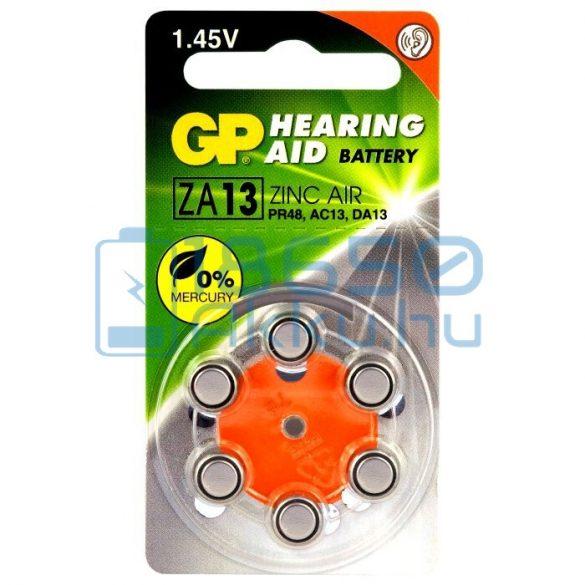 GP 13 / PR48 Hallókészülék Elem