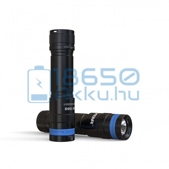 XTAR D20 1000 Búvárlámpa Szett