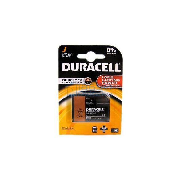 Duracell 539 / J / KJ / 7K67 / 4LR61 6V Alkáli Elem