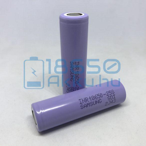 Samsung 25S - Samsung INR18650-25S