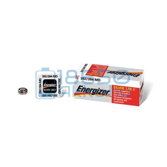 Energizer 384/392 Ezüst-Oxid Gombelem