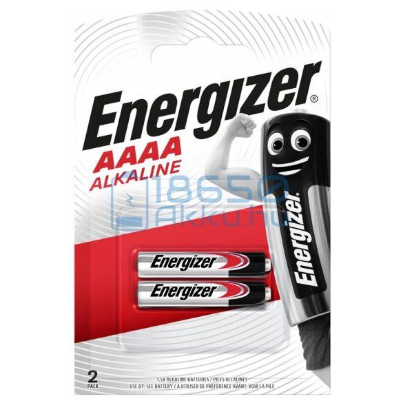 Energizer 25A / AAAA / LR61 Alkáli Elem (2db)