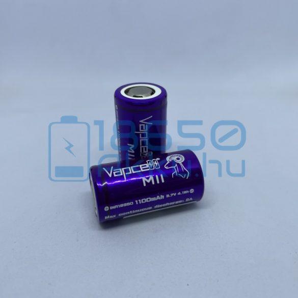 Vapcell INR18350 1100mAh 9A Akkumulátor