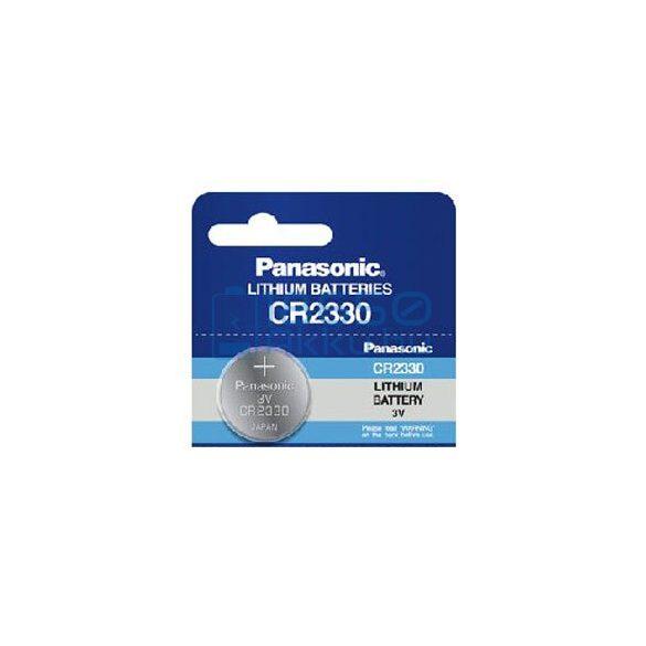 Panasonic CR2330 Lítium Gombelem