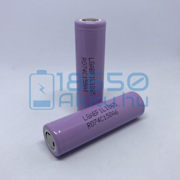 LG F1L - LG INR18650-F1L - LGABF1L1865