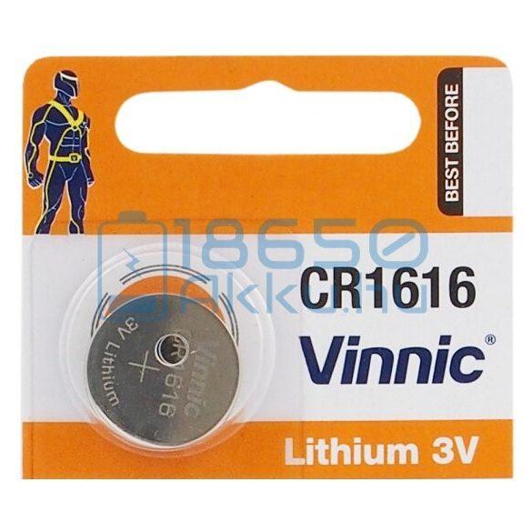 Vinnic CR1616 Lítium Gombelem