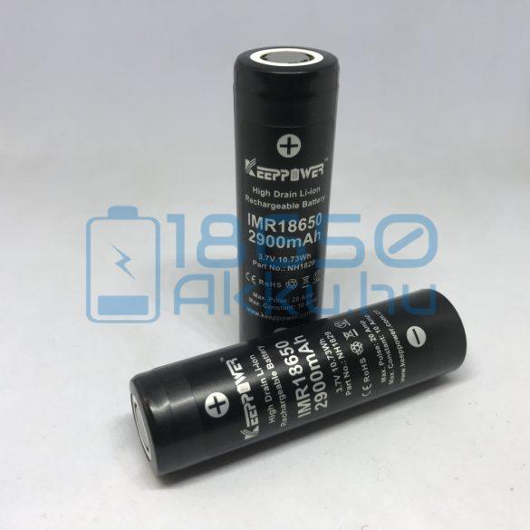 KeepPower IMR18650 2900mAh 10A