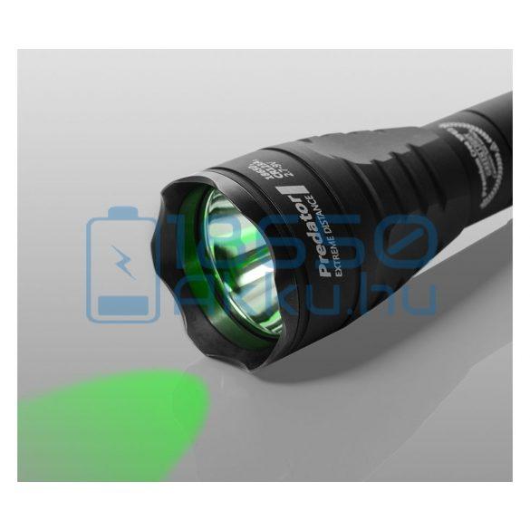 Armytek Predator v3 Green Taktikai lámpa