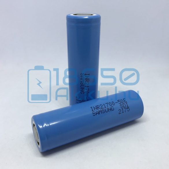 Samsung INR21700-50E 5000mAh 10A