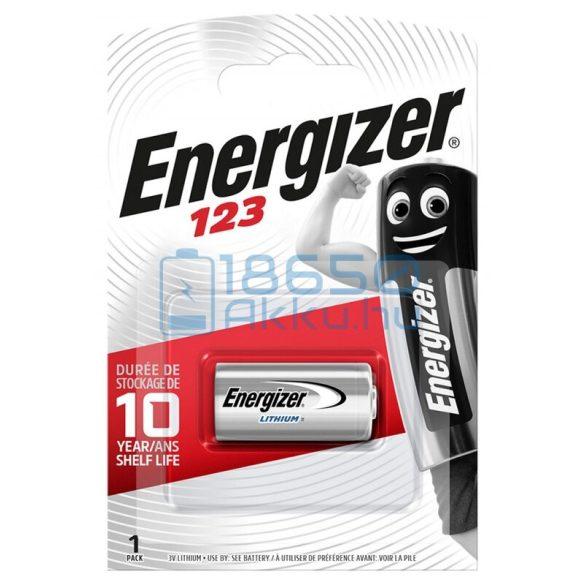 Energizer CR123 Lítium Elem