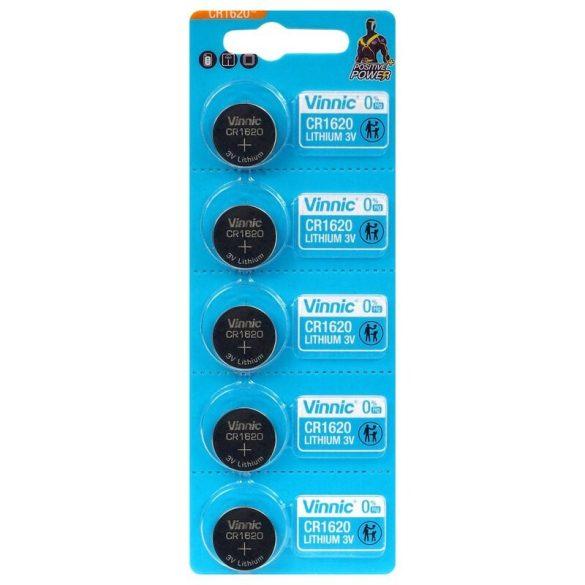 Vinnic CR1620 Lítium Gombelem