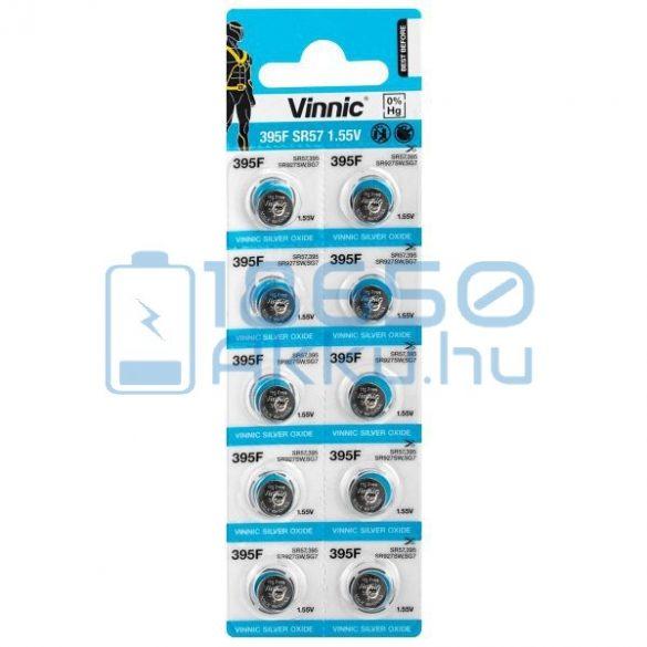 Vinnic 395 / SR57 Ezüst-Oxid Gombelem