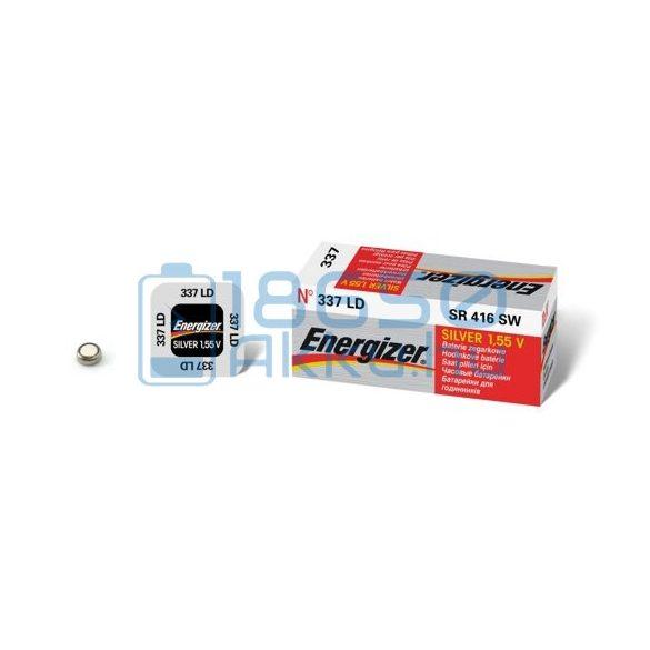 Energizer 337 Ezüst-Oxid Gombelem