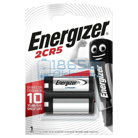 Energizer 2CR5 6V Lítium Elem