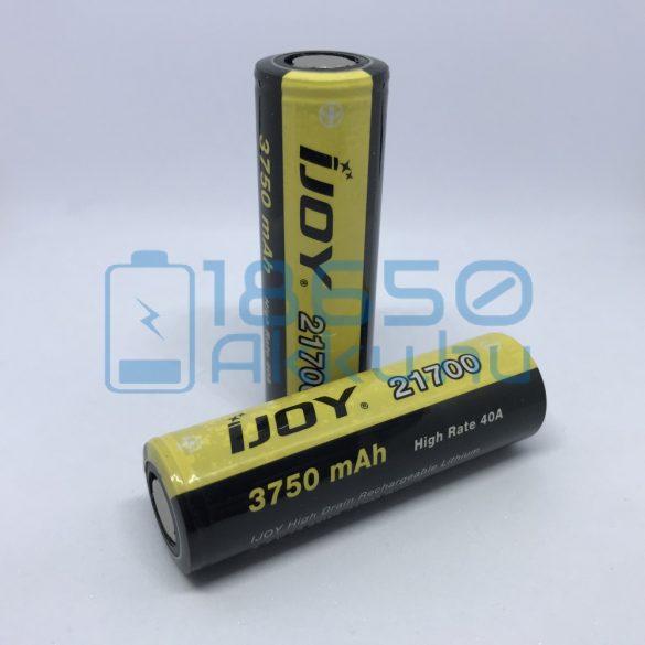 iJoy INR21700 3750mAh 40A